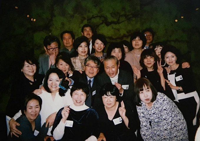 東京第7の集合写真